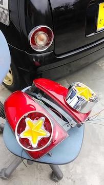 ミラワンテールヤンキーシャコタン旧車
