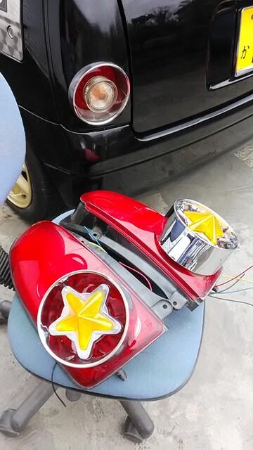 ミラワンテールヤンキーシャコタン旧車 < 自動車/バイク