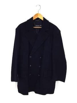 BROOKS BROTHERS(ブルックスブラザーズ)胡桃ボタン ウールダブルブレストコートコート