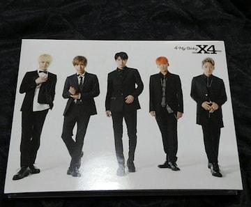 X4松下優也■4My Baby■初回限定盤CD+DVD美品