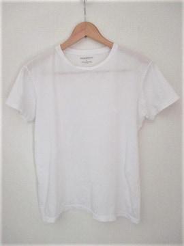 ☆エンポリオ アルマーニ ワンポイント Tシャツ 半袖/メンズ/M