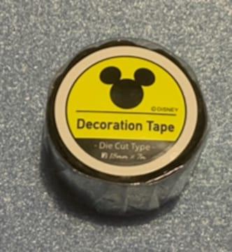 ナイトメア・ビフォア・クリスマス マスキングテープ