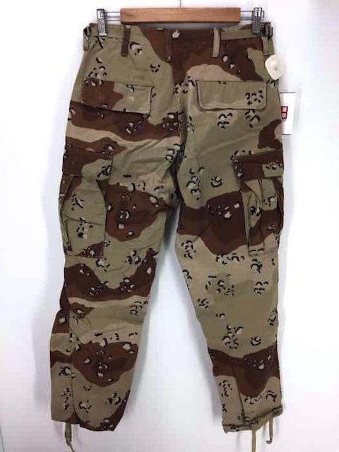 USED古着(ユーズドフルギ)us.army BDUチョコチップカモパンツカーゴパンツ < 男性ファッションの