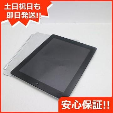 ●超美品●iPad第3世代Wi-Fi64GB ブラック●