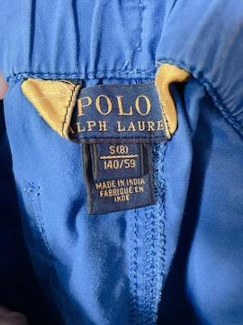 POLO/ハーフパンツ/半ズボン/140
