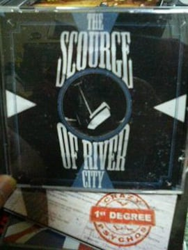 THE SCOURCE OF RIVER CITYサイコビリーロカビリークリームソーダ
