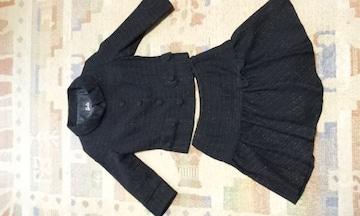 Barbie スーツ バービー スカート ジャケット 新品 セットアップ
