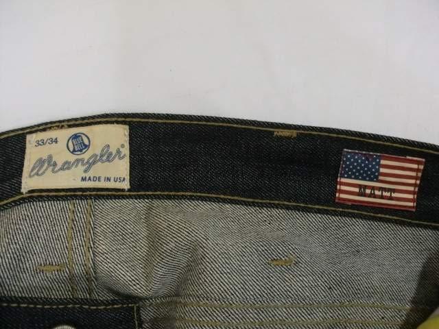 USA製 WRANGLER MATT ラングラー デニムパンツ 32 < ブランドの