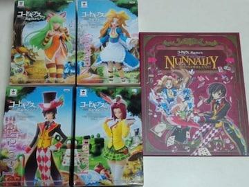Blu-ray&フィギュア[アニメ] コードギアス ナナリー in ワンダーランド