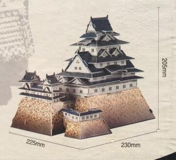 3D パズル 姫路城 日本 89ピース