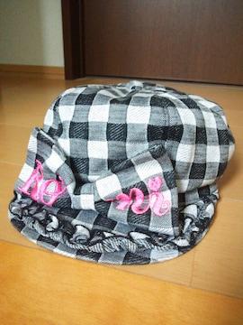 中古 キャスケット 帽子 54�p ロニィ/RONI