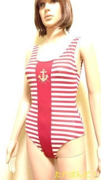 美品☆大きいL☆ELLE☆つる�ABD刺繍が綺麗な水着5227☆3点で即洛