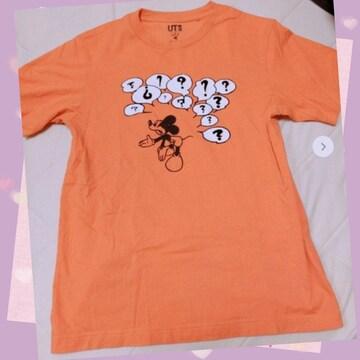 【整理品SALE】DisneyコラボTシャツ..♪*゚男女兼用.。.:*☆