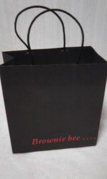 送料半額♪BroWniebeeのSHOP紙袋♪ヽ(´▽`)/♪♪♪