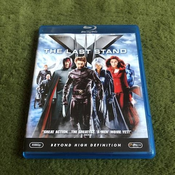Blu-ray THE LAST STAND X-MEN DVDケースのみ
