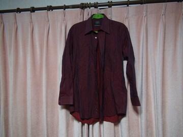 CLIP NOWのカッターシャツ(M) 日本製!。