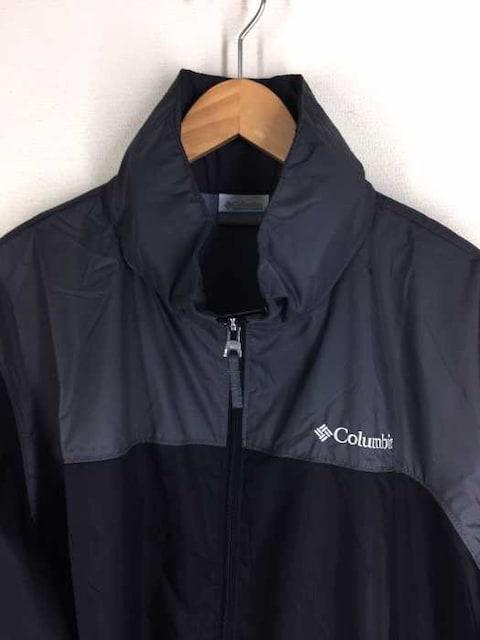 Columbia(コロンビア)Glennaker Lake Rain Jacket フード付き パッカブルフ < 男性ファッションの