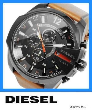 新品 ■ディーゼル DIESEL クロノ 腕時計 DZ4343 ★即買い