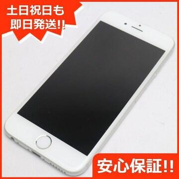 ●安心保証●新品同様●DoCoMo iPhone6 64GB シルバー●白ロム