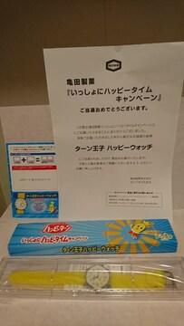 懸賞当選☆ハッピーターン♪ターン王子ハッピーウォッチ☆テゴマス�B