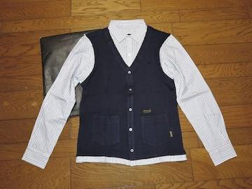 新品ネイバーフッドNEIGHBORHOODチャンネル7ベストシャツS