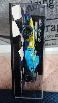 1/43 ミニチャンプス製品 ルノー F1チーム R24 フェルナンドアロンソ 未開封 限定品