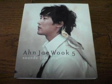 アン・ジェウクCD 5集 韓国K-POP