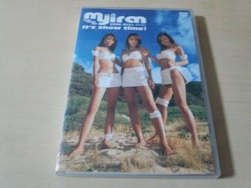 DVD「ミイランMYIRAN It's show time!」吉岡美穂インリン●