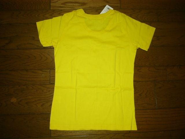 新品GOLD 24karats Diggersカレッジ系TシャツXS黄カラッツEXILE < ブランドの