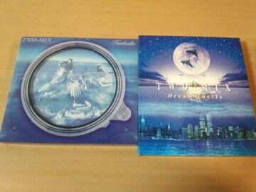 TWO-MIX CD「Dream Tactix」「Fantastix」2枚セット★