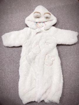未使用 防寒カバーオール 50〜70