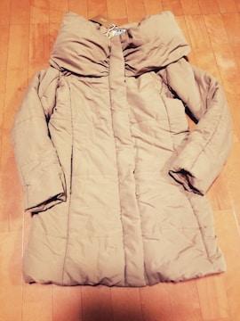 ◆ボリュームカラーダウンジャケットコート◆