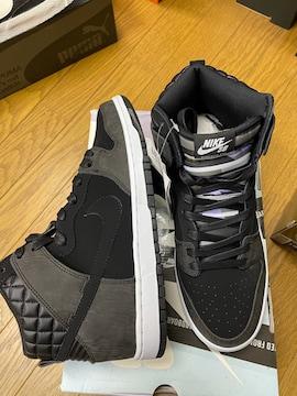 新品!Nike dunk SB hi 28.5 エアジョーダンク12345678910111213