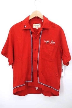 King louie(キングルイ)60S レーヨンボーリングシャツボウリングシャツ