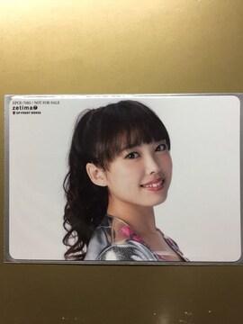 CD封入特典・THE FUTURE・トレカ1枚/中島早貴