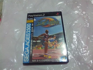 【PS2】セガエイジス2500 デカスリートコレクション