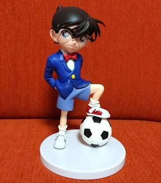 ★名探偵コナン★名探偵コナン・プレミアムフィギュア・with・サッカーボール
