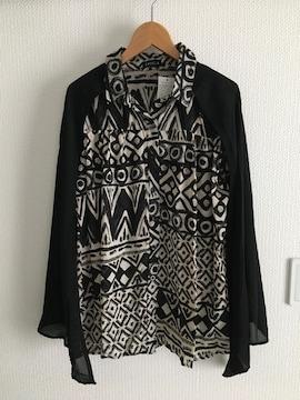 新品タグ付 SPIGA スピーガ タンクトップシャツ 柄物 トップス