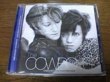 THE SPACE COWBOYS CD CHILDREN OF DISTORT