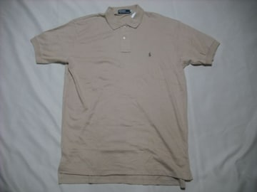 36 男 POLO RALPH LAUREN ラルフローレン 半袖ポロシャツ L
