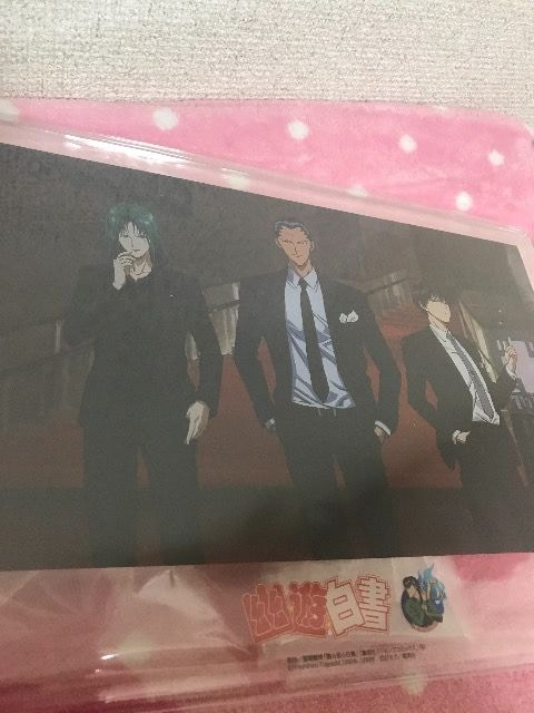 幽遊白書 ビジュアル アクリルボード 【強敵】  < アニメ/コミック/キャラクターの