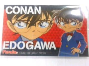 名探偵コナン〜『江戸川コナン』のシール