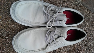 Timberland モカシンタイプ 革靴 28cm