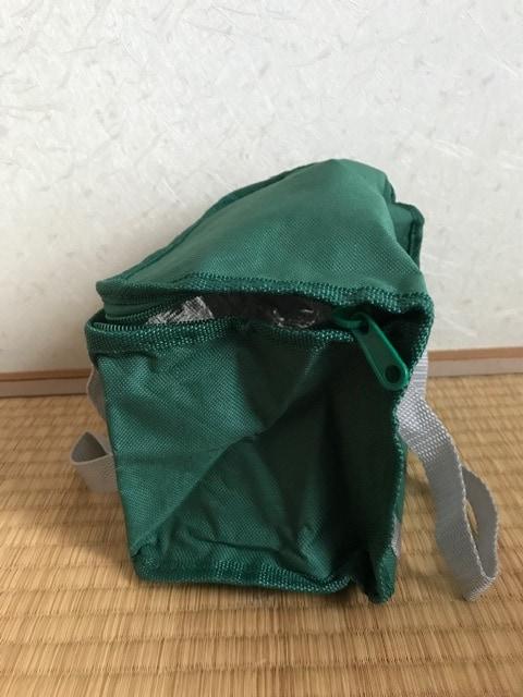 未使用★ロゴス LOGOS ペットボトルホルダー & 保冷バッグ