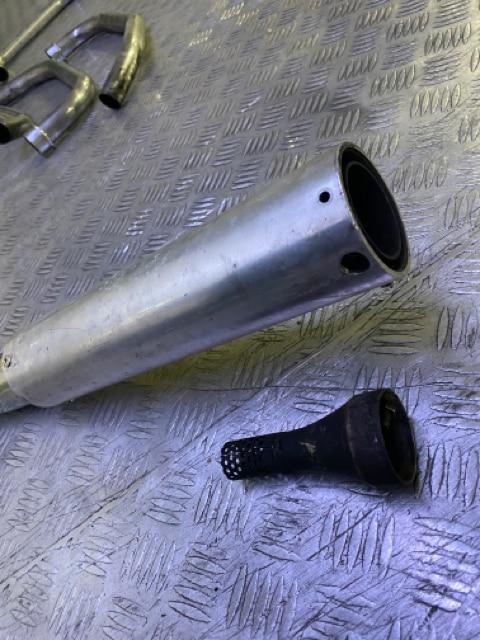 CBX400F規制前RPM管 < 自動車/バイク