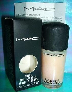 MAC マック ネイル ラッカー コンフェクショナリー ¥1785 新品