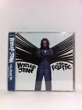 WYCLEF JEAN『THE ECLEFTIC』★帯付国内盤★美品★ワイクリフ・ジョン