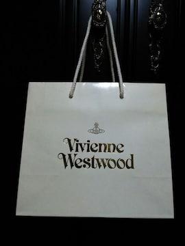ヴィヴィアンウェストウッド紙バッグ中sizeショッパー.オーブ