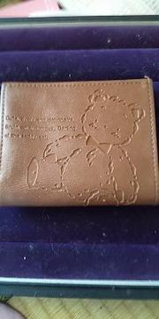 MBD  CLUBの2つ折り財布