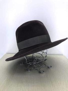 KIJIMA TAKAYUKI(キジマタカユキ)ラビットヘアフェルトハットハット帽子